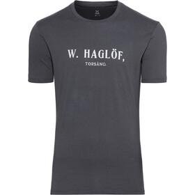 Haglöfs Camp T-shirt Homme, slate/haze